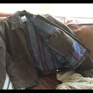Carhartt Jackets & Coats - CARHARTT BLANKET LINED JACKET